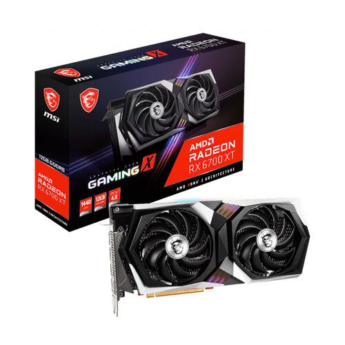 Msi Radeon RX 6700 XT Gaming X 12G   912-V398-007