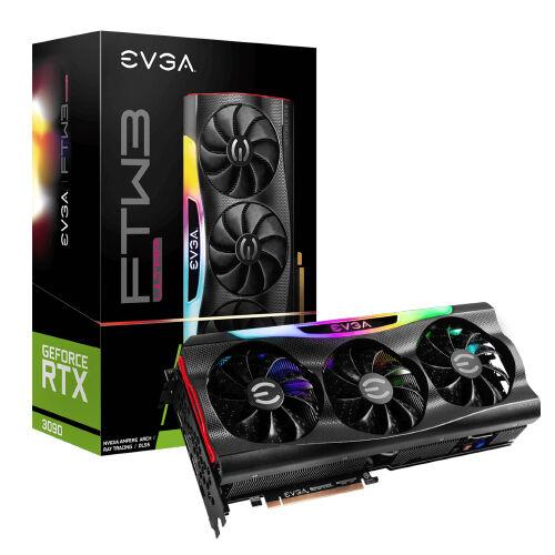 EVGA GeForce RTX 3090 FTW3 ULTRA GAMING 24GB GDDR6X Graphic Card
