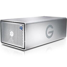 G-Technology 12TB G-RAID Removable Thunderbolt3 USB3.0 Raid Drive | 0G05754