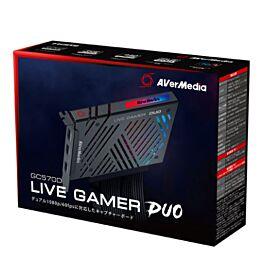 AVerMedia Live Gamer DUO - GC570D | 61GC570D00A5
