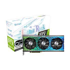 Palit GeForce RTX 3080 GameRock 10GB OC Edition GDDR6X Graphics Card | NED3080H19IA-1020G