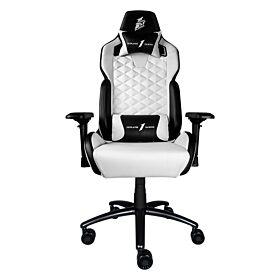 1st Player DK2 Gaming Chair - White/Black   1ST-P-DK2