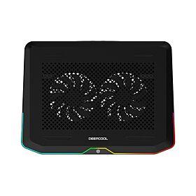 DeepCool N80 RGB Gaming Notebook Cooler | DP-N222-N80RGB
