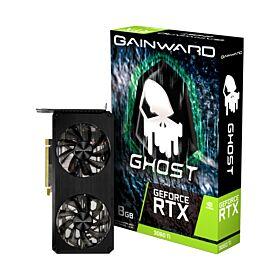 Gainward GeForce RTX 3060Ti Ghost V1 8GB GDDR6 Graphic Card   NE6306T019P2-190AB