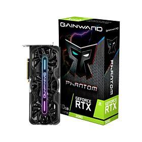 Gainward GeForce RTX 3080 Phantom 10GB GDDR6X Graphic Card | NED3080U19IA-1020P