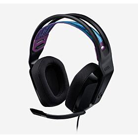 Logitech G335 Gaming Wired Headset - Black | 981-000978