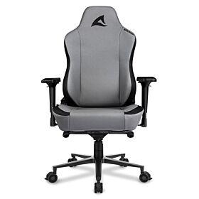 Sharkoon Skiller SGS40 Gaming Chair - Grey | S-SGS40-GR