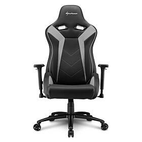 Sharkoon Elbrus 3 Gaming Chair - Black/Gray | S-ELBRUS-3-BK/GY