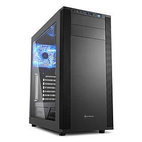 Sharkoon M25-W 7.1 White ATX Gaming Case | S-M25-W-7-W