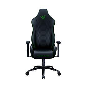 Razer Iskur X Ergonomic Gaming Chair - Black/Green | RZ38-02840100-R3G1