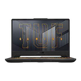 Asus 2021 TUF GAMING F15 (Intel Core I5 11400H 2.7GHZ, 8GB RAM, 512 SSD, 4GB RTX 3050 GPU, 15.6 FHD 144HZ Display, Windows 10) Gaming Laptop   FX506HCB-HN1138T-GRAY