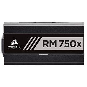 Corsair RM750x 750 Watt 80 Plus Gold Fully Modular ATX PSU   CP-9020199-UK