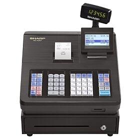 Sharp XE-A207 Menu Based Control System Cash Register | Sharp XEA207 Menu Based Control System Cash Register | XE-A207B
