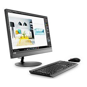 Lenovo IdeaCentre AIO 520-22IKU F0D5004NAX Touch (Intel Core i3 2.0GHz, 4GB, 1TB, Intel GPU Shared Windows 10, 21.5Inch FHD) Black | F0D5004NAX