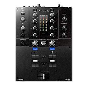 Pioneer DJM-S3 2-Channel mixer for Serato DJ Pro | DJM-S3