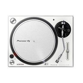 Pioneer PLX-500-W High-torque, direct drive turntable (white) | PLX-500-W
