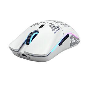 Glorious Model O Wireless Gaming Mouse - Matte White | GLO-MS-OWMW