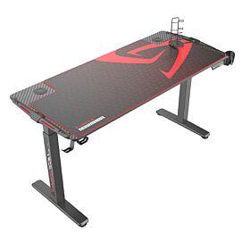 Eureka Ergonomic Gaming Desk - Black | ERK-EGD-S62B