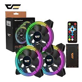 DarkFlash CF11 PRO 3in1 120MM RGB Case Fan | DF - CF11