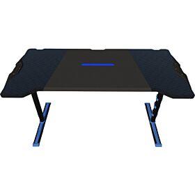 Twisted Minds GDTS-4F Gaming Desk - Blue | GDTS-4-F-1807-Blue
