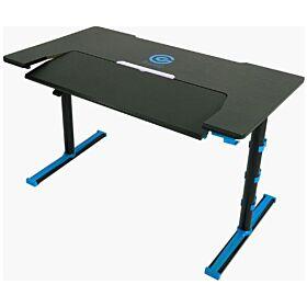 Twisted Minds GDTS-4 Gaming Desk - Blue | GDTS-4-1565-Blue
