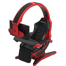 DXRacer Coding Pod T7 - Black/Red
