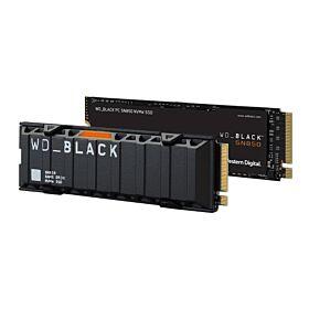 WD Black SN850 500GB M.2 NVMe SSD | SN850