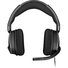 Corsair Void RGB Elite USB Premium Gaming Headset with 7.1 Surround Sound - Carbon | 9011203-NA
