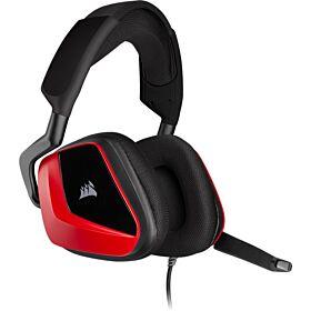 Corsair VOID Elite Surround Premium Gaming Headset with 7.1 Surround Sound - Cherry | CA-9011206-NA