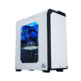 Zalman Z9 NEO White ATX Mid Tower Gaming Case   ZM-Z9-NEO-WH
