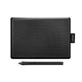 Wacom CTL672N Digital Graphic Drawing Tablet Pad Medium Black/Red | CTL-672-N