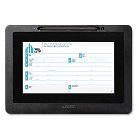 Wacom Signature Set DTU-1141B & sign pro PDF USB Pen holder, signature pad Black | DTU-1141B-CH2