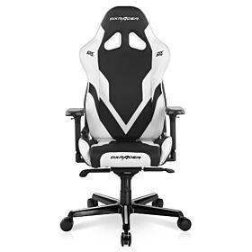 DXRacer G-Series Gaming Chair - Black/White | GC-G001-NW-C2-422