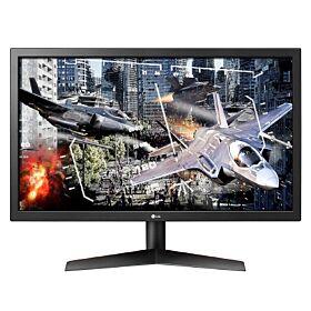 LG 24GL600F-B 24 inch FHD Class UltraGear Gaming Monitor | 24GL600F-B