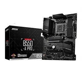 MSI B550-A PRO AMD AM4, DDR4 , Motherboard | 911-7C56-007