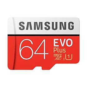 Samsung Evo Plus microSD Card (2020) 64GB | MB-MC64HA/EU