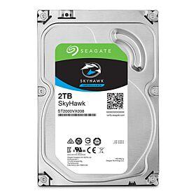"Seagate 2TB SkyHawk Surveillance SATA III 3.5"" Internal Hard Drive | ST2000VX008"