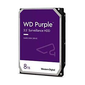 WD Purple  8TB 7200 RPM 256MB Cache Surveillance Hard Drive | WD82PURZ