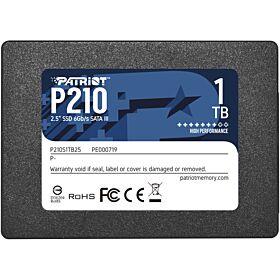 Patriot P210 SATA III 1TB Internal SSD | P210S1TB25