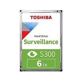 Toshiba S300 Surveillance 5400rpm SATA 3.5 Hard Drive   HDWT360UZSVA