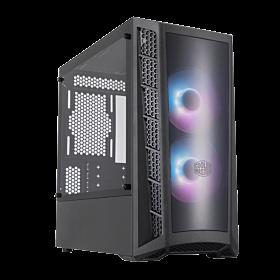 Cooler Master MasterBox MB320L ARGB Mid-Tower Case   MCB-B320L-KGNN-S01