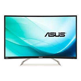 "Asus VA326HR 31.5"" Full HD 144Hz, Curved, Flicker free, Low Blue Light Gaming Monitor | 90LM02Z3-B01170"