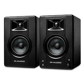 M-Audio BX4 Professional Multimedia Speakers | MAUDIOBX4