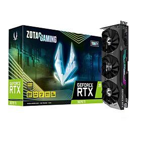 Zotac RTX 3070Ti Trinity 8GB GDDR6X Graphics Card | ZT-A30710D-10P
