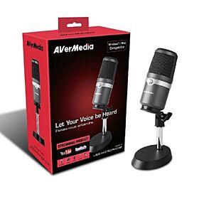 AVerMedia USB Microphone - AM310 | 40AAAM310ANB