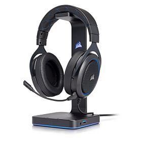 Corsair HS50 Stereo Gaming Headset - Blue | CA-9011172-AP