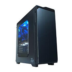 Zalman Z9 NEO Black ATX Mid Tower Gaming Case   ZM-Z9-NEO-BL