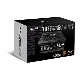 ASUS TUF Gaming 650W 80 Plus Bronze Power Supply  | 90YE00D1-B0NA00