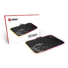 Msi Agility D60 Gaming Gear Mousepad | AGILITY-D60