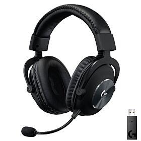 Logitech PRO X Wireless Lightspeed Gaming Headset | 981-000907